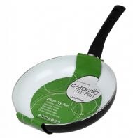 Easy Cook Non Stick Ceramic Fry Pan - 28cm